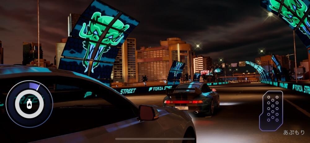 Forza Street シンプル操作