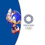 ソニック AT 東京2020オリンピック アイコン
