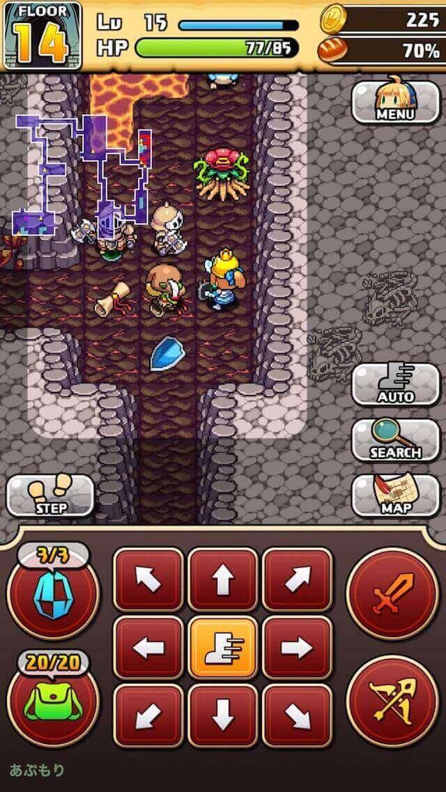魔女の迷宮 モンスターハウス