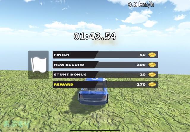 ダッシュジャンプレーサー レース結果