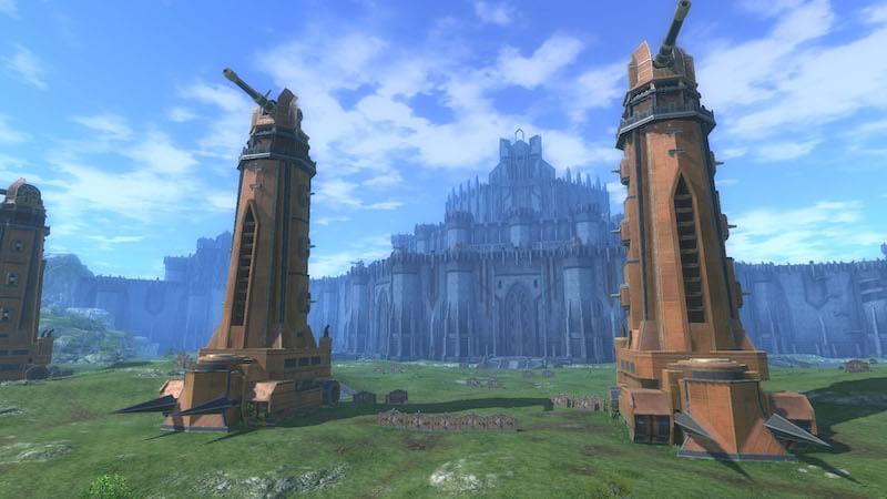 エターナル 攻城戦のフィールド